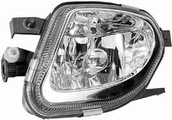 Mercedes Fog Light Assembly - Hella 2118200656