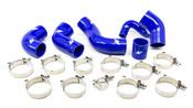 Volvo Silicone Intercooler Hose Kit Blue - Mishimoto MMHOSE-VOL-97TBL