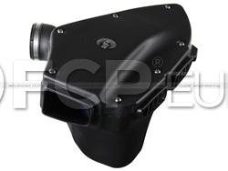 BMW Magnum FORCE Stage-2 Si Cold Air Intake System - Black Trim w/Pro 5R Filter Media - aFe 54-81012-B