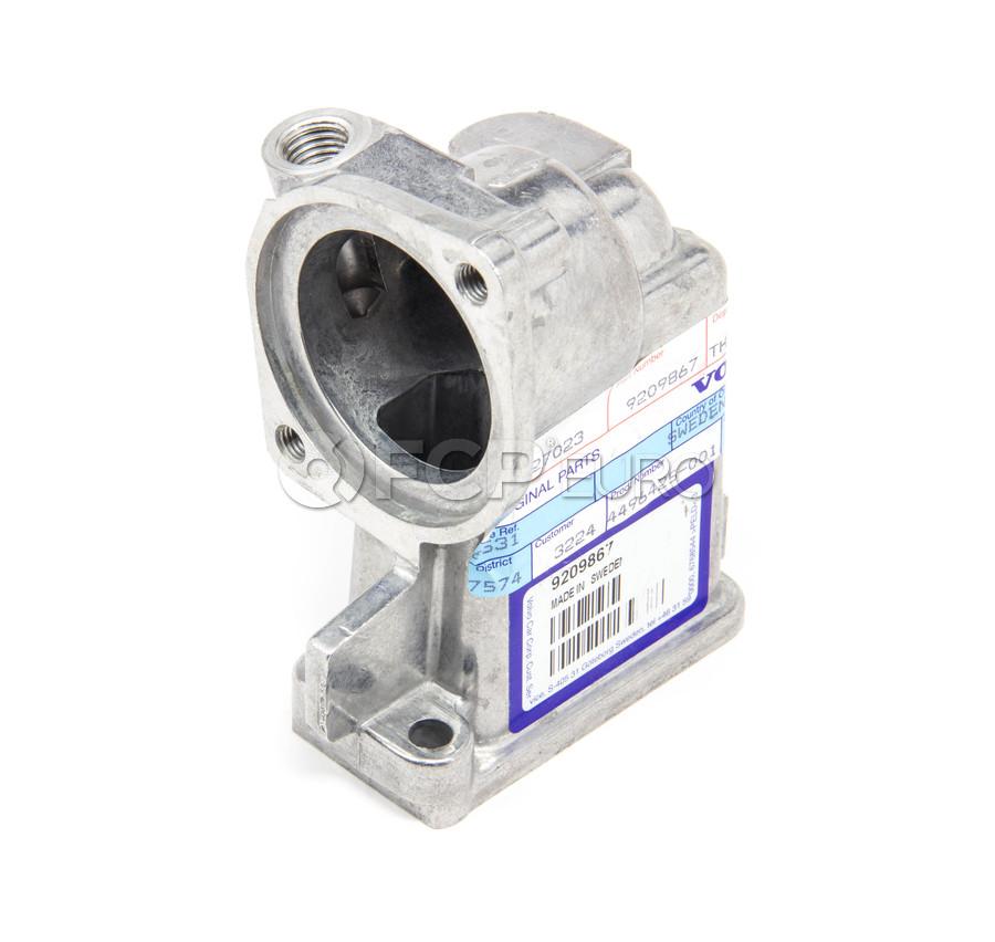 Volvo Thermostat Housing - Genuine Volvo 9209867