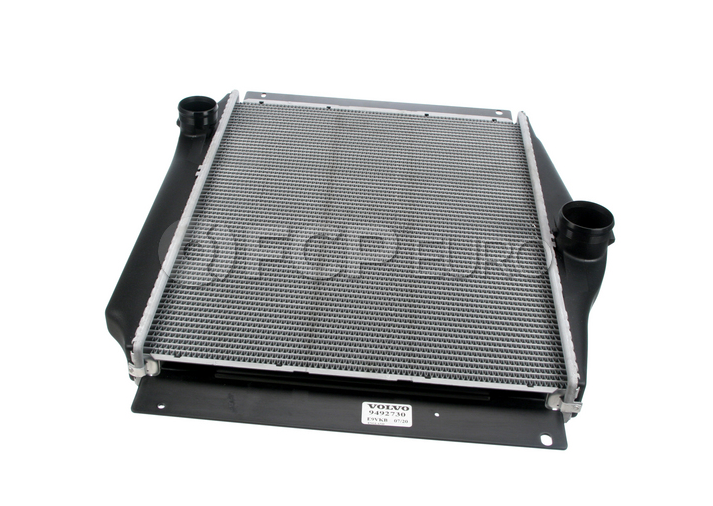 Volvo Intercooler - Genuine Volvo 9492730