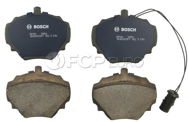 Land Rover Brake Pad Set - Bosch BP518