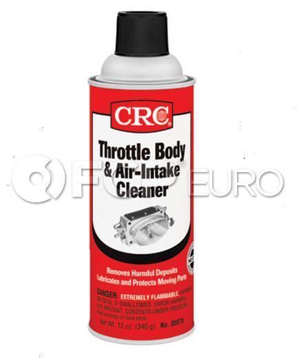 CRC Throttle Body Cleaner (12oz) - CRC Industries 05078