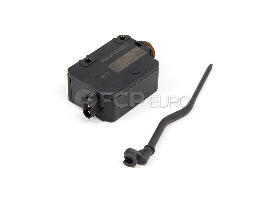 BMW Fuel Door Actuator - Genuine BMW 67116988090