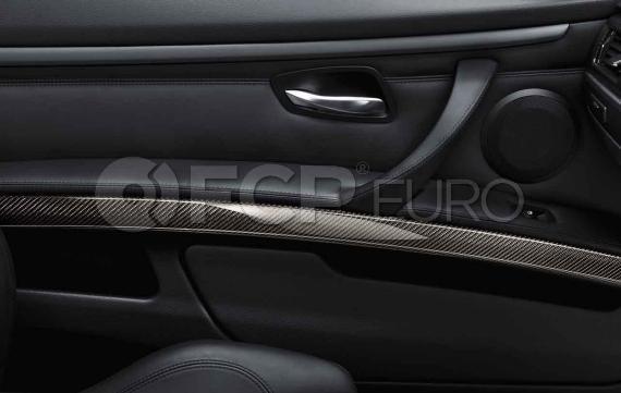 BMW Performance Door Trim - Genuine BMW 51410429856
