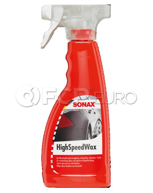 High Speed Wax (500 ml Spray Bottle) - SONAX 288200