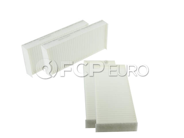 Mercedes Cabin Air Filter Set - Bosch 2108301018