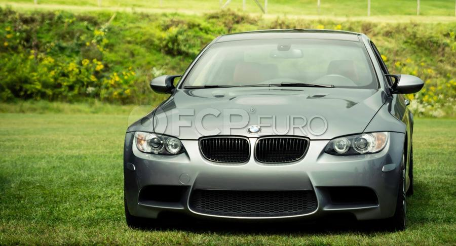 BMW Black Chrome Grill Set - M3GRILLSET