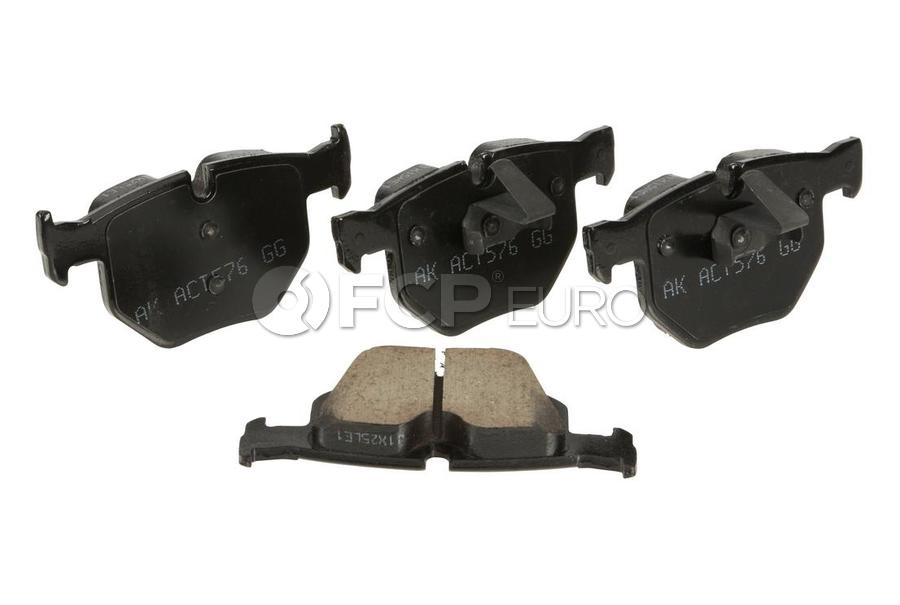 BMW Brake Pad Set - Akebono EUR1042A
