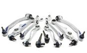 Audi VW Control Arm Kit - Meyle HD 1160500087HD