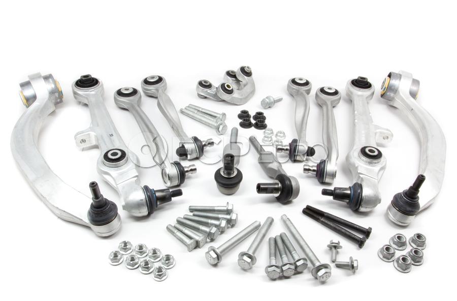 Audi VW Control Arm Kit - Lemforder 4D0498998