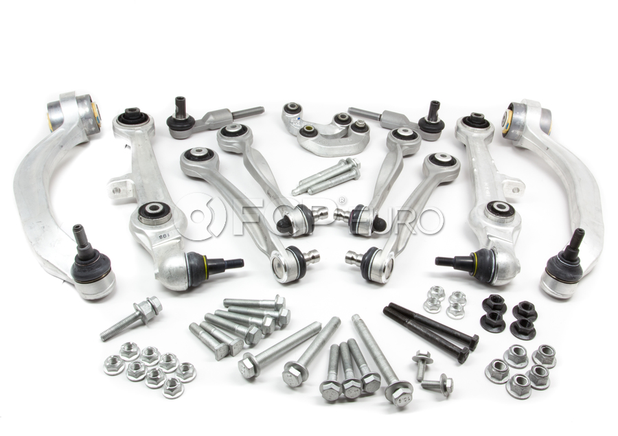 Audi VW Control Arm Kit - Lemforder 4D0498998KT2