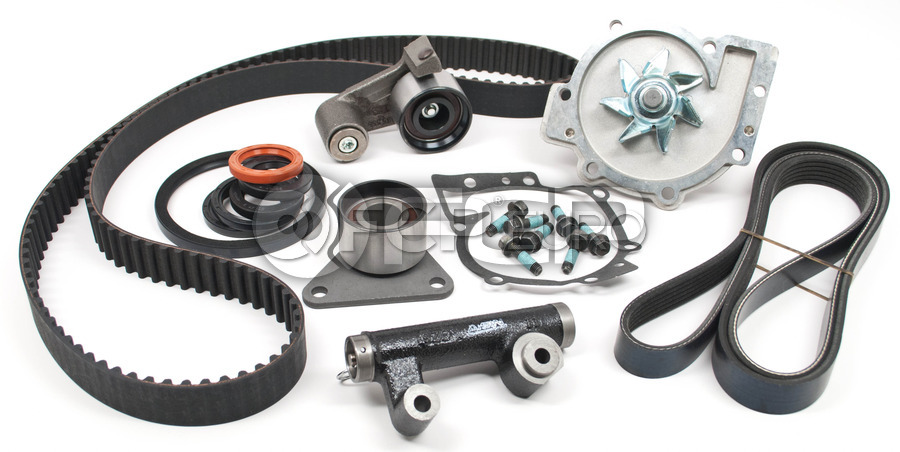 Volvo Timing Belt and Water Pump Kit - Level 2 Kit TBKIT270WP2