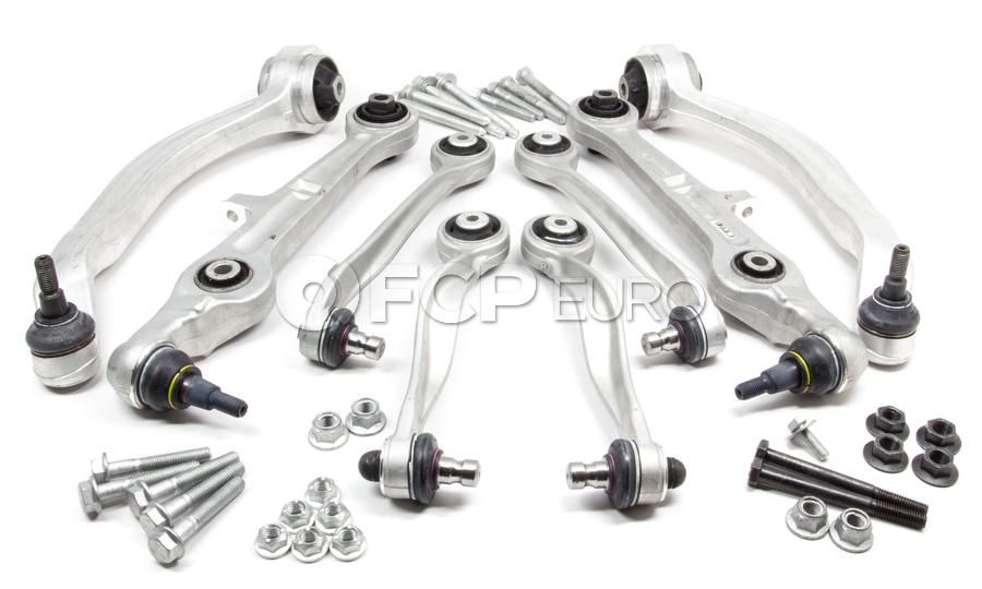 Audi Control Arm Kit 8-Piece - Lemforder S4RS4CAKIT