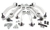 Audi Control Arm Kit - Lemforder 8E0407151RKT8