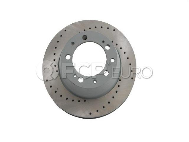 Porsche Brake Disc - Sebro 275804