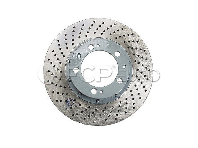 Porsche Brake Disc - Sebro 99335104510