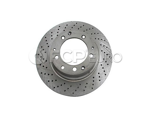 Porsche Brake Disc - Zimmermann 460150920