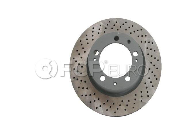 Porsche Brake Disc - Sebro 205809C