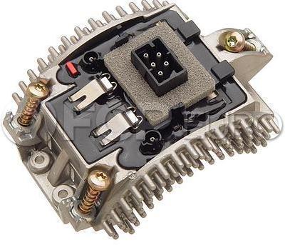 BMW Blower Motor Resistor - Genuine BMW 64118391399