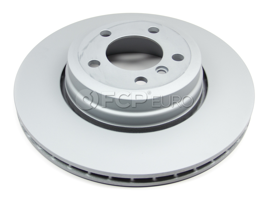 BMW Brake Disc - Zimmermann 34216765889