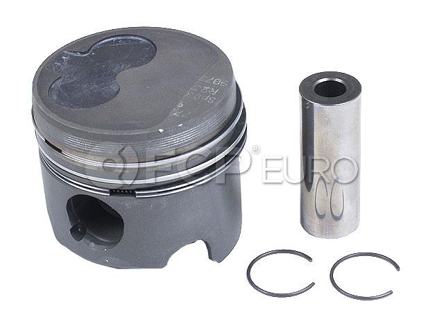VW Piston w/Rings - Kolbenschmidt 270612