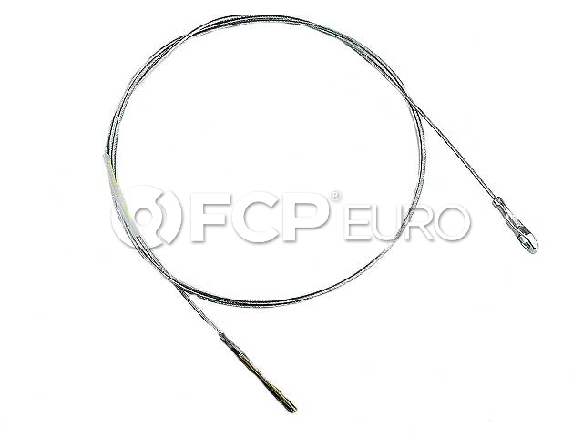 VW Clutch Cable - Gemo 430260