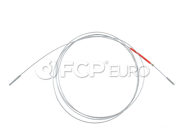 VW Accelerator Cable - Gemo 433410