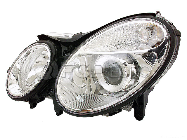 Mercedes Bi-Xenon Headlight Assembly - Hella 2118201761