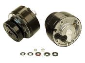 Mercedes A/C Compressor - Mahle Behr 0002304711