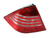 Mercedes Tail Light Lens - ULO 2208201966