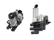 Mercedes Heater Control Valve - Genuine Mercedes 2208300084