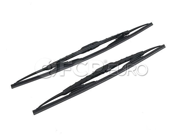 Windshield Wiper Blade Set - Bosch 3397001728