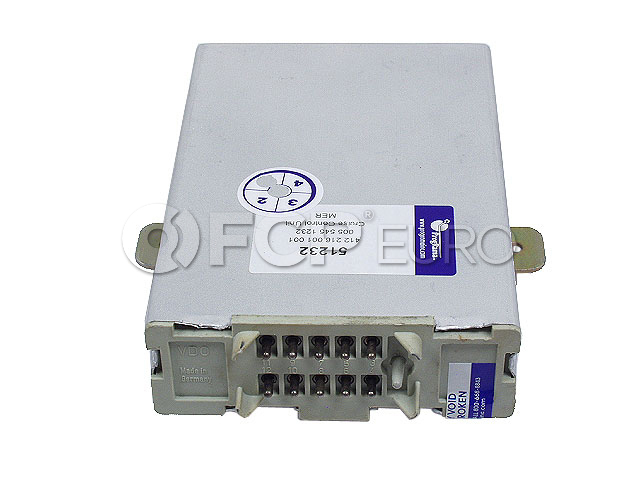 Mercedes Cruise Control Amplifier - Programa 005545123288