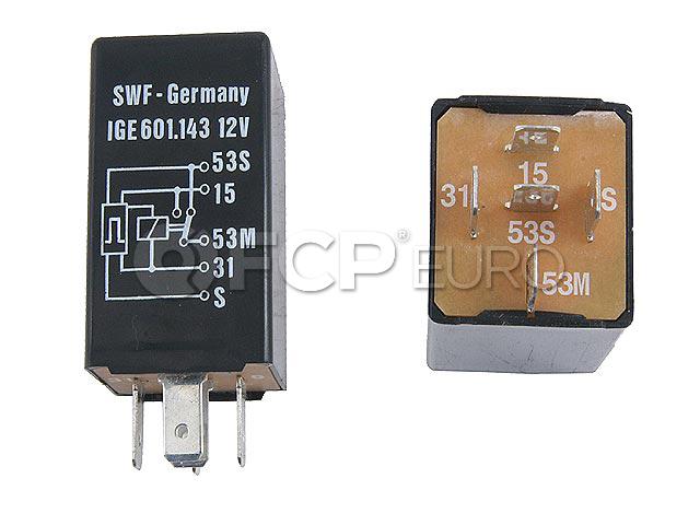 VW Pulse Wiper Relay - SWF 111955531