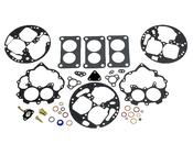 Mercedes Carburetor Repair Kit - Walker 9000702501