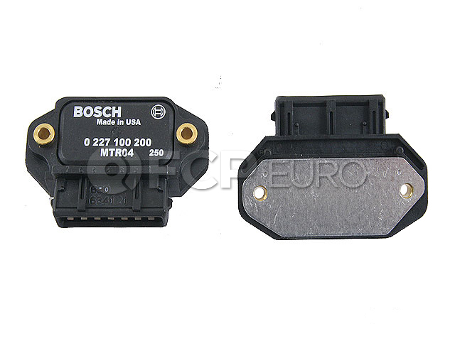 Porsche Ignition Control Module - Bosch 99360270601