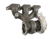 Volvo Turbocharger - Mitsubishi 8602932