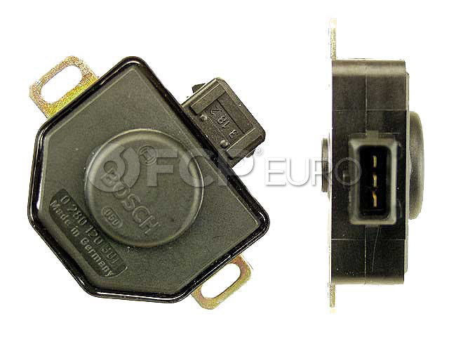 One New Bosch Fuel Injection Throttle Switch 0280120301 13621273277 for BMW