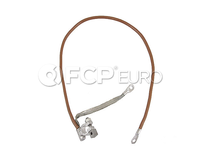 BMW Battery Cable Negative - Genuine BMW 12421286746