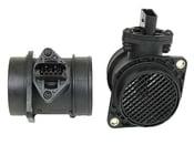 Audi VW Mass Air Flow Sensor - Bosch 06A906461D