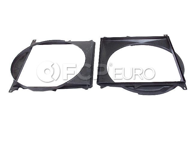 BMW Cooling Fan Shroud - Genuine BMW 17111723029