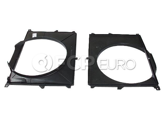 BMW Engine Cooling Fan Shroud - Genuine BMW 17112227101