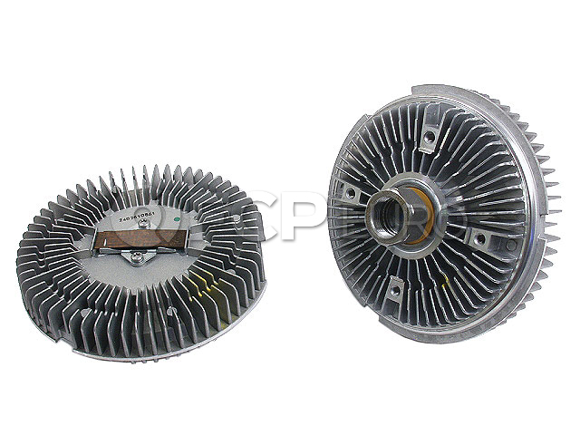 BMW Cooling Fan Clutch - Mahle Behr 17417505109