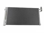 BMW A/C Condenser - Mahle Behr 64539229021