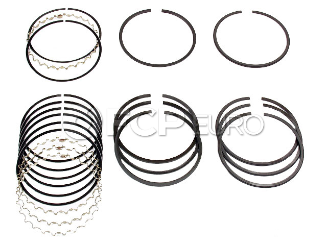 VW Piston Ring Set - Grant 31119816988