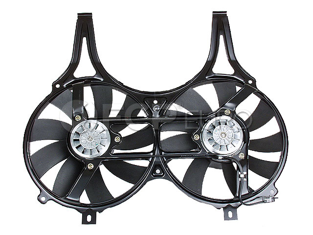 Mercedes Auxiliary Fan Assembly - ACM 0015003893