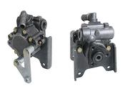 BMW Power Steering Pump - Bosch ZF 32411093039