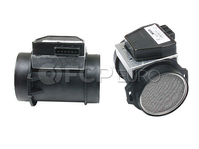 Volvo Saab Mass Air Flow Sensor - Bosch 0986280110