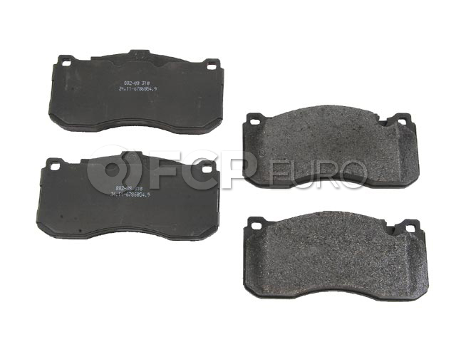 BMW Brake Pad Set - Jurid 573294J